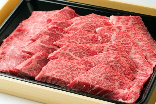 かみしほろ和牛焼肉用450g 画像