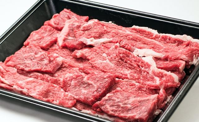 十勝ハーブ牛ロース焼肉400g 画像