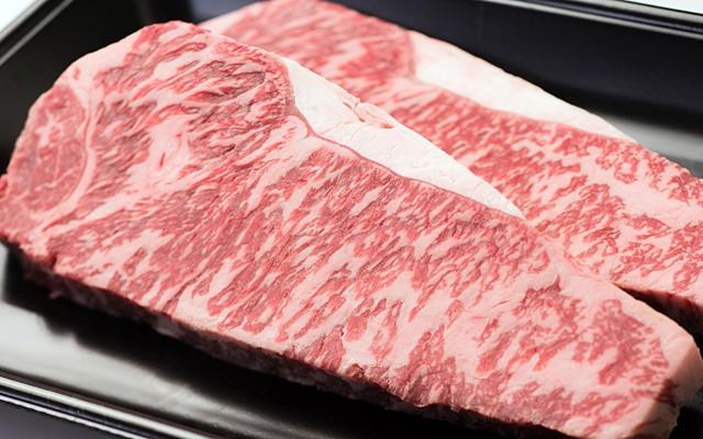 十勝ハーブ牛サーロインステーキ360g 画像
