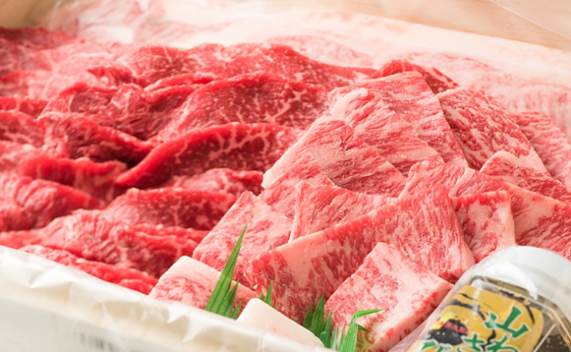 十勝ナイタイ和牛サーロインステーキ・ロース焼肉セット 画像