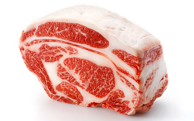 十勝ハーブ牛リブロースブロック3.5kg 画像